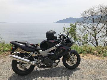 久々の琵琶湖。 | Webikeツーリング