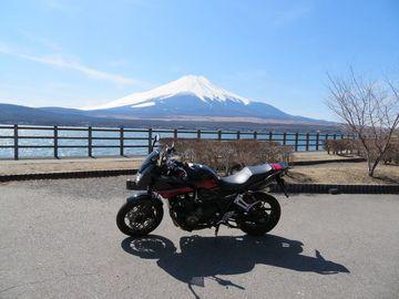 レンタルバイク CB1300SB 山中湖 | Webikeツーリング