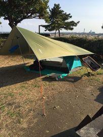 NIKENでキャンプ(予習) | Webikeツーリング