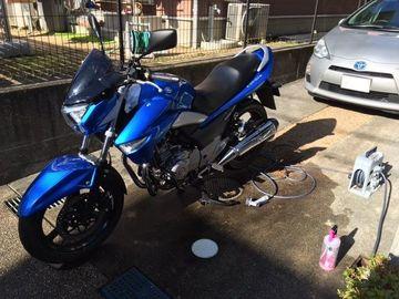 洗車したあとはやっぱり乗りたくなるでしょ!!!(笑) | Webikeツーリング