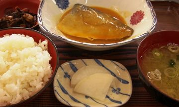 鯖味噌煮定食 | Webikeツーリング