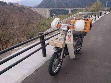 カブで新阿蘇大橋へ行ってきました! | Webikeツーリング