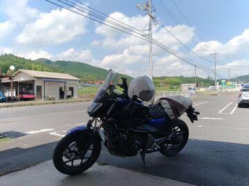 NC750S ソロツー(スパ羅漢) | Webikeツーリング