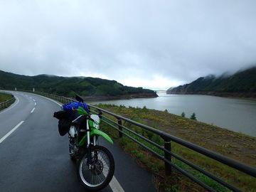 胆沢ダム周辺林道 | Webikeツーリング