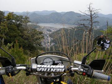近場の林道探索 | Webikeツーリング