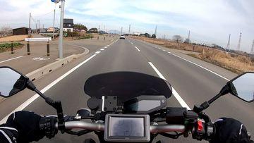 オーバー300km/hの地へ、NEWマイクのテストランでちょい乗り | Webikeツーリング