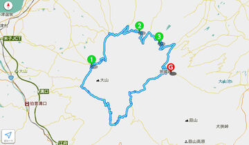 ニンジャ400 R429から大山へ ソロツーリング | Webikeツーリング