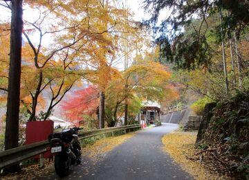 紅葉のおすすめスポット・山梨県昇仙峡へ | Webikeツーリング