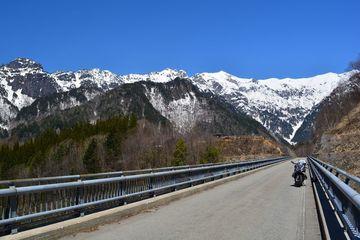 標高1000m越え山岳ツーリング・まだもう少し早いかも・・・ | Webikeツーリング