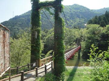 ♪恋のつり橋ゆらゆらゆらり・・・恋の成就!岐阜県揖斐川町日帰り♪ | Webikeツーリング