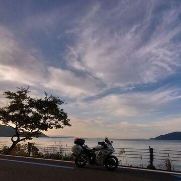 日本海&紅葉ツーリング・・ | Webikeツーリング
