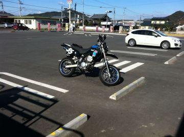 Dトラで朝連 in 津田川島線 大川ダム周辺 | Webikeツーリング