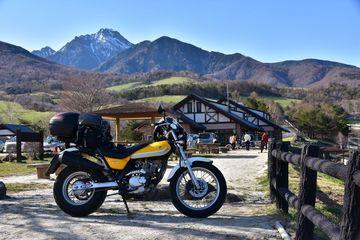 GWは、八ヶ岳近辺で絶景を探してましたヽ( ´ `)ノ   Webikeツーリング