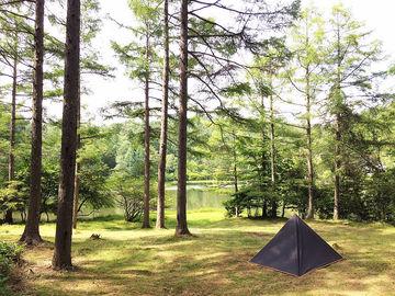 7/16(月)-18(水)二泊三日で夏キャンプ、二日目「千代田湖キャンプ場」 | Webikeツーリング
