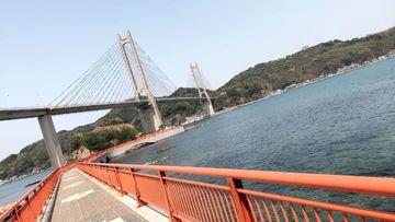 弁天遊歩橋 | Webikeツーリング