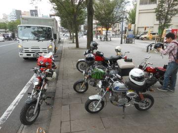 月例ミニバイククラブツーリング(^^)   Webikeツーリング