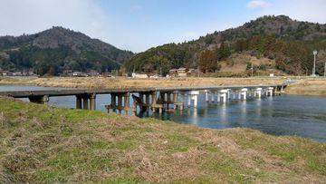 京都の福知山に沈下橋があった! | Webikeツーリング