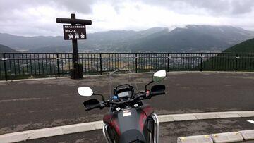 阿蘇の大観峰400X初登頂 | Webikeツーリング
