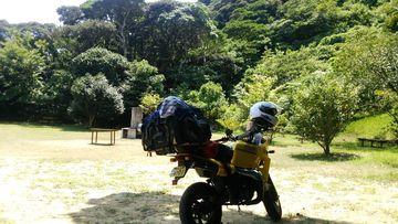 4度目の神津島キャンプツーリング | Webikeツーリング