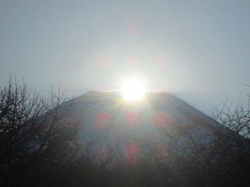 2017年初走り! 原二で富士山の『御来光』を拝みに行って来た。【朝霧高原】 | Webikeツーリング