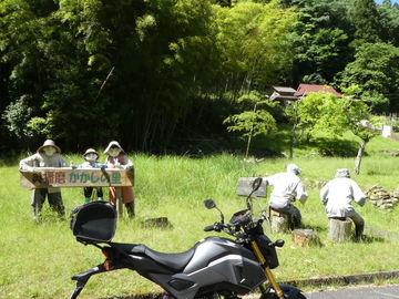 奥播磨かかしの里ともち麦麺の町福崎へ | Webikeツーリング