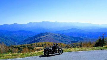 『おんたけ2240(王滝村)』大パノラマに大感激!と紅葉狩りの一日。 | Webikeツーリング