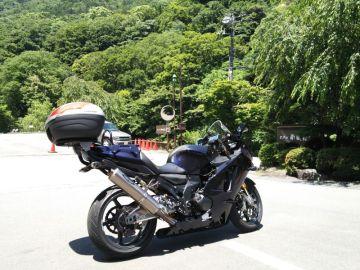 箱根のお宿までプチツーリング。 | Webikeツーリング