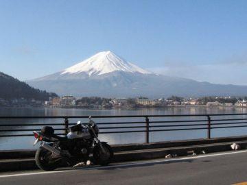 桜咲き誇る 富士五湖ツーリング | Webikeツーリング
