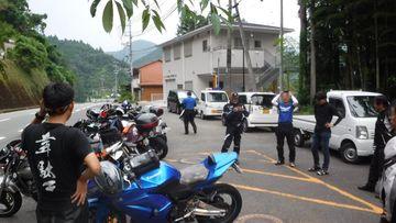 2年ぶり、KMT『山の日 玉置神社ツーリング』に参加♪ | Webikeツーリング