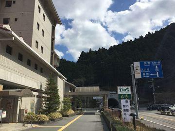ホテル杉の湯~丹生川上神社中社 | Webikeツーリング