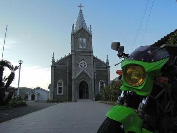崎津カトリック教会に寄ってみた | Webikeツーリング