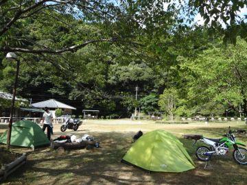 バイク海苔の林間学校? キャンプツーデビュー♪ | Webikeツーリング