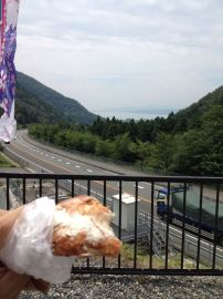 道の駅マキノ追坂峠   Webikeツーリング