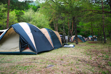 そうだ。キャンプに行ってみよう。   Webikeツーリング