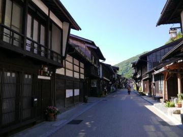 10月の3連休は初の信州遠征!! Days.3 ~中山道宿場町巡り~ | Webikeツーリング