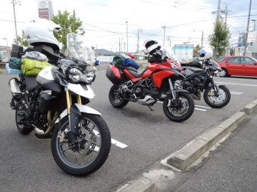 鳥取砂丘キャンプツーリング | Webikeツーリング
