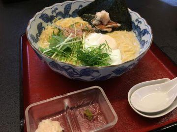 「鮒ずしラーメン」と「鮒ずしカルボナーラ」を食べに!!   Webikeツーリング