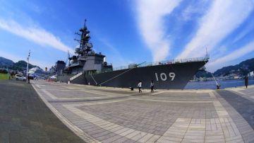 長崎港護衛艦入港「ありあけ」 | Webikeツーリング