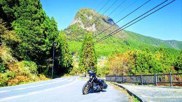『香落渓道路』からの初・奈良県へ・・・。 | Webikeツーリング