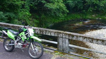 ようやく梅雨明け♪一ヵ月ぶりのツーリングは古座川町へ滝めぐり | Webikeツーリング