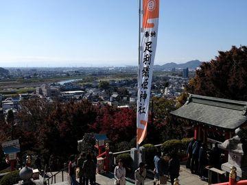 織姫神社&織姫公園もみじ谷  | Webikeツーリング