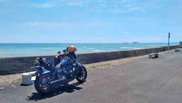 ブログ更新~オートバイの旅~justa2ofus-kzblues.com  「志摩市行。393.4km。 2021.8.8(日)」   Webikeツーリング