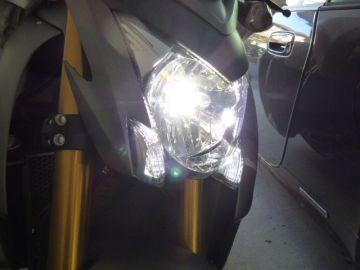 LEDバルブ コンバージョンキット H4タイプ