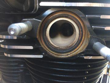 エンジンをいたわる為に。