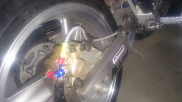 車種別ボルトオン ブレーキホースキット