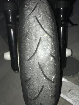 BATTLAX BT601SS 【100/90-12 49J】 バトラックス タイヤ