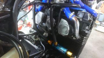 T-REV αシステム SPフルキット CB1300SF/SB 03-