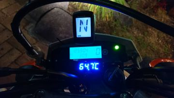 NANO2ギアポジションインジケーター