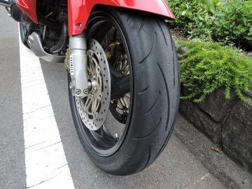 SPORTMAX ROADSPORT 【120/70ZR17MC (58W)】 スポーツマックス ロードスポーツ タイヤ