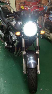 サイクロンLEDヘッドライトバルブキット